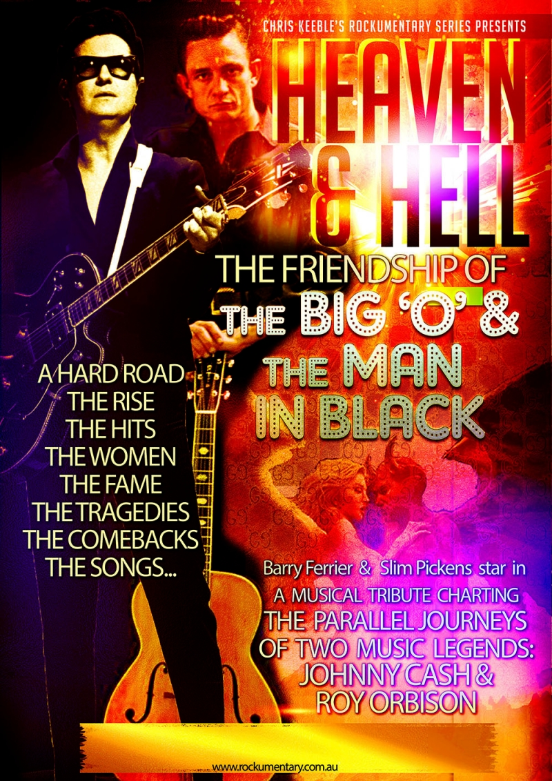 Heaven & Hell : the Friendship of the Big O & the Man in Black