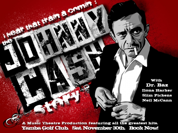 Johnny Cash Tribute Show