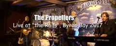 """""""Phone Booth"""" The Propellers - Robert Cray Cover, Blues Live @ The Rails, Byron Bay, Sept 2017"""