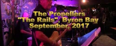 """""""It All Comes Back"""" - The Propellers live @ The Rails, Byron Bay, 2017"""